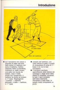 il Baseball per tutti (Gremese editore) Pag. 19