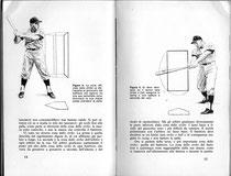Baseball Sperling e Kupfer Illustrazioni di Ed Vebell (pag 14 e 15)