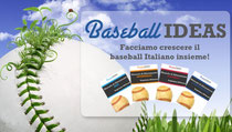 Il logo di Baseball Ideas