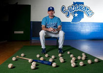 Il nuovo baseball head coach dell'Indiana State University Rick Heller