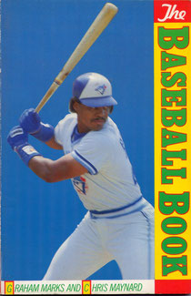 La copertina di The Baseball Book (1988)