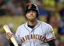 Hunter Pence (Foto da USA Todey Sport Images)