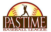 Il logo della Pastime baseball League