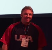 Ron Wolforth alla Coach Convention di Parma