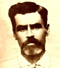 Il bandito Augustin Chacon