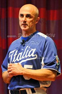 Marco Mazzieri alla 29^ Coach Convention (foto Bassani)