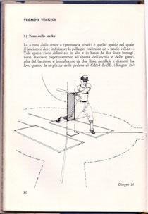 Baseball, il gioco della vita edizioni Il Castello - Il disegno di Gianni Sbarra  tavola 26 a pag. 80