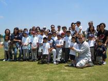 震災復興チャリティー野球教室