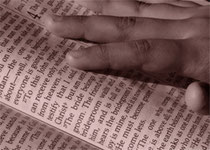 Bibel lesen lyskirchen romanik koeln