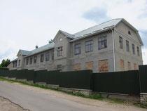 Будинок на місці монатирської лікарні