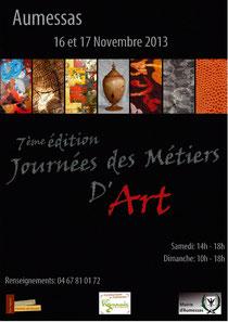 Journées des Métiers d'Art Aumessas