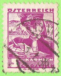 Austria - 1934 - Karnten