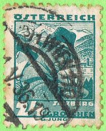 Austria - 1934 - Salzburg