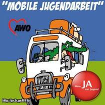 Logo AWO Jugendfreizeitzentrum Kroko