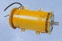 Motor for Tunnelling Machine