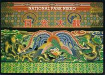 Cover der Broschüre über Nikko