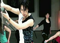 Screenshot eines YouTube Videos zu Camp Samurai