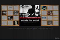 Ausschnitt aus der offiziellen Homepage