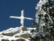 Gipfelkreuz - Kleiner Osser
