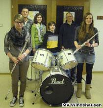 Die Jungmusikanten