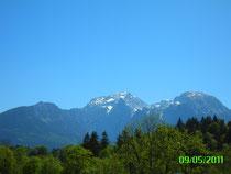 Yoga-Urlaub in Berchtesgaden