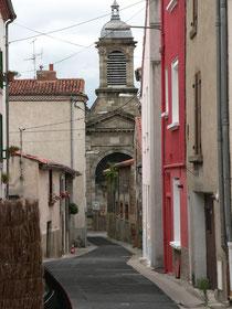 rue des capucins, Issoire