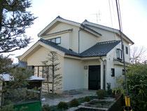 埼玉県入間市のハナコレクション塗装