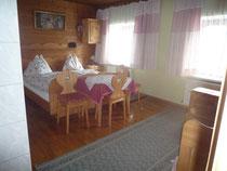 gemütliche Zimmer am Bauernhof St.Wolfgang
