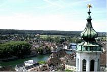 Solothurn nice city near berne