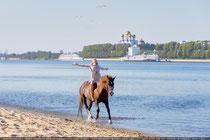 Летний конный интенсив; уроки верховой езды