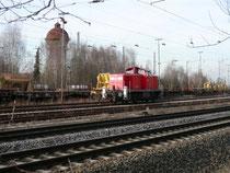 294 am Wasserturm in Wedau 2009.