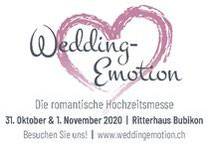 Hochzeitsmesse Wedding - Emotion im Schloss Greifensee mit der Goldschmiede OBSESSION