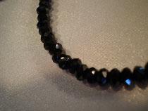 ブラックスピネル ネックレス