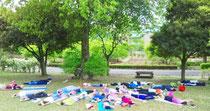 2019パークヨガ~茨城県植物園~