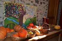 Chambres d'hôtes avec petit déjeuner et repas sur commande