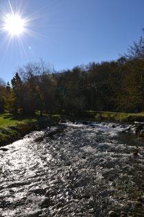 Vallée de la Barousse près de Saint-Gaudens dans les Pyrénées