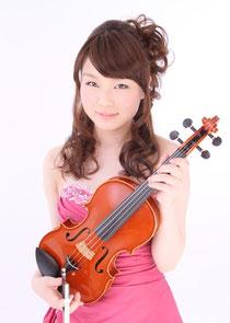 松浦絵里奈(ヴァイオリン)