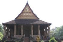 Ho Phrakeo, Vientiane