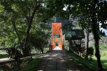 Brücke über den Nam Song
