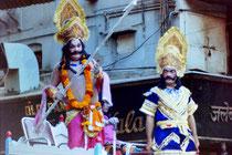 Prozession, Neu Delhi