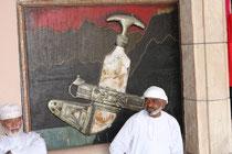Im Souq von Muscat