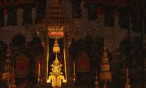 Smaragdbuddha im Wat Phra Kaeo, Bangkok