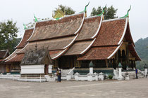 Vat Xienthong, Luang Prabang