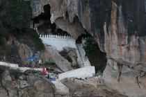 Pak Ou Höhle, Luang Prabang