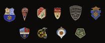 Insignias futbolísticas