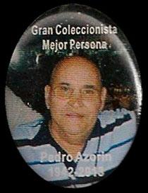 Pedro Azorín.