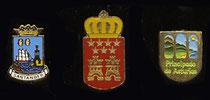 Santander, Comunidad Autónoma de Madrid y Asturias