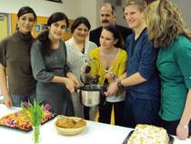 Interkulturelles Kochen an Schulen