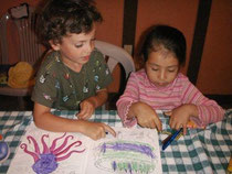 """Projekt """"Rucksack"""" für Volksschulen oder Kindergärten"""