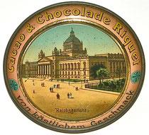 Riquet Kakao Zahlteller Tip Tray